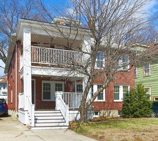 21 Pershing Rd #1, Boston, MA 02130 (MLS #72481086) :: Vanguard Realty