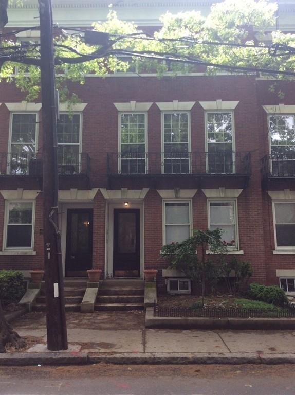 78 Harvard Ave, Brookline, MA 02446 (MLS #72482044) :: The Gillach Group