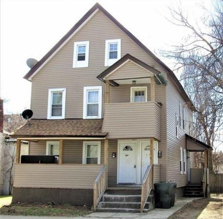 32-34 Dawes, Springfield, MA 01109 (MLS #72482475) :: Welchman Real Estate Group | Keller Williams Luxury International Division