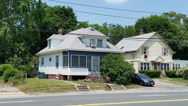 739 Newport Ave, Attleboro, MA 02703 (MLS #72484887) :: The Russell Realty Group