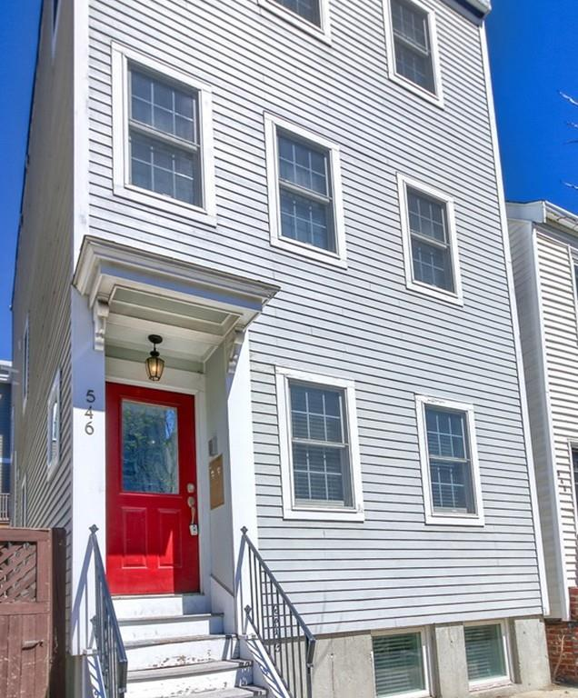 546 E 3rd St #1, Boston, MA 02127 (MLS #72485482) :: Mission Realty Advisors