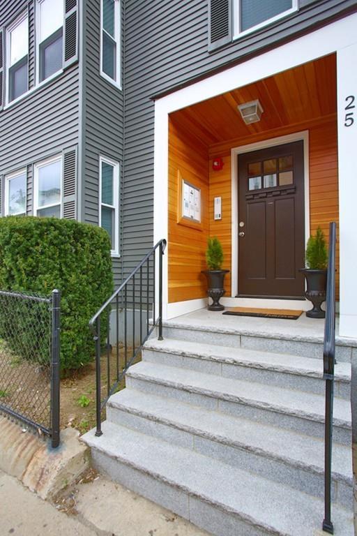 25 Chestnut #3, Boston, MA 02130 (MLS #72486433) :: The Muncey Group