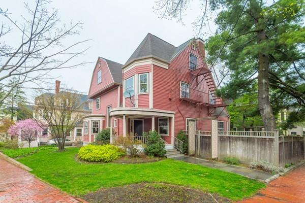 45 Mount Vernon Street, Cambridge, MA 02140 (MLS #72487371) :: Trust Realty One