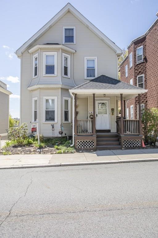 14 Symmes Street, Boston, MA 02131 (MLS #72488909) :: Charlesgate Realty Group