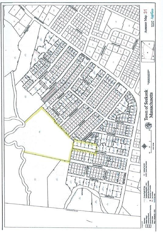 0 Perrin Ave (Rear), Seekonk, MA 02771 (MLS #72488954) :: Charlesgate Realty Group