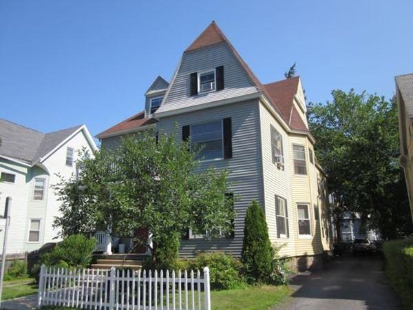16 Dayton St 1R, Worcester, MA 01609 (MLS #72493009) :: Charlesgate Realty Group