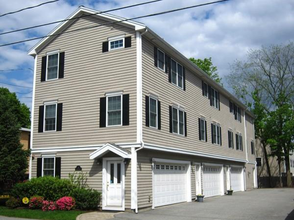 39 Bacon Street #4, Waltham, MA 02451 (MLS #72495670) :: Apple Country Team of Keller Williams Realty