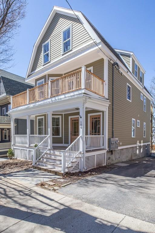 100 Bartlett Street #1, Somerville, MA 02145 (MLS #72496644) :: Welchman Real Estate Group | Keller Williams Luxury International Division