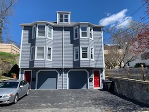53 Stimson St #53, Boston, MA 02132 (MLS #72498835) :: Vanguard Realty