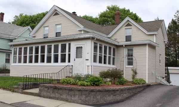37 High Street, Hudson, MA 01749 (MLS #72500814) :: The Russell Realty Group