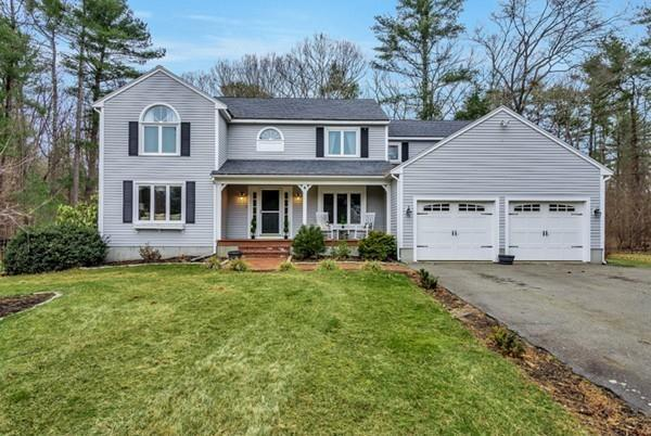 12 North White Pine Ln, Mansfield, MA 02048 (MLS #72502022) :: Primary National Residential Brokerage