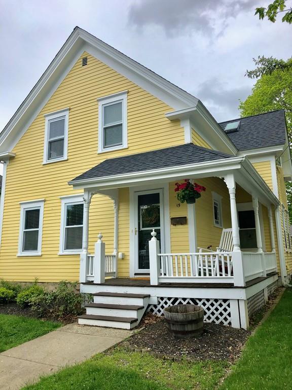 15 Davis St, Mansfield, MA 02048 (MLS #72502176) :: Primary National Residential Brokerage