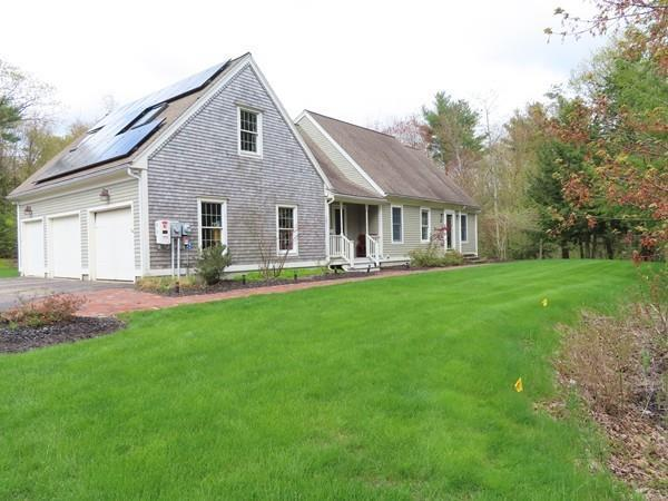 13 Milne Road, Rutland, MA 01543 (MLS #72502424) :: Apple Country Team of Keller Williams Realty