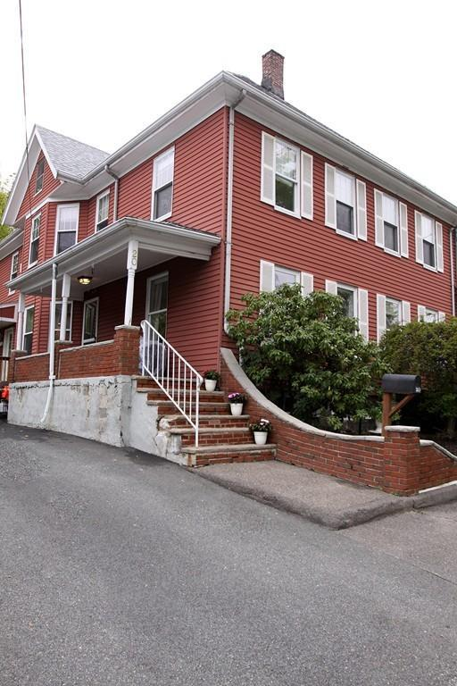 20 N Emerson Street #20, Wakefield, MA 01880 (MLS #72502499) :: EdVantage Home Group