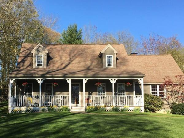 13 Thompson Pond Rd, Spencer, MA 01562 (MLS #72503070) :: Apple Country Team of Keller Williams Realty