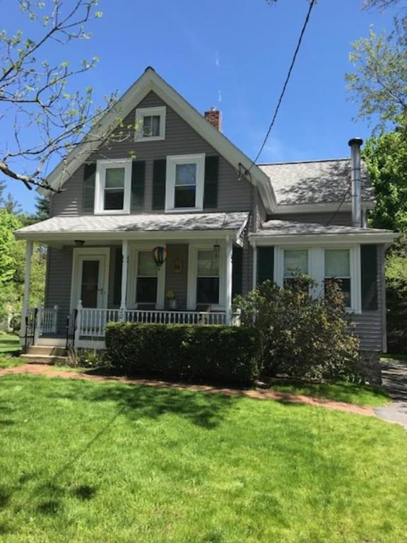 20 Gay Ave, Walpole, MA 02081 (MLS #72503292) :: Primary National Residential Brokerage