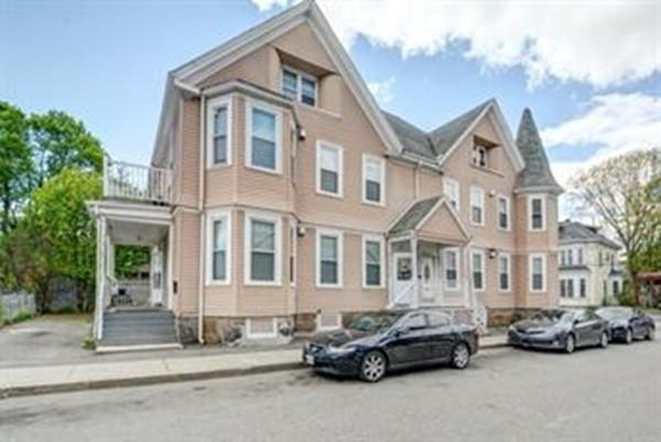 408 Seaver St #4, Boston, MA 02121 (MLS #72504010) :: Apple Country Team of Keller Williams Realty