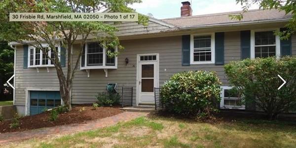 30 Frisbie Rd, Marshfield, MA 02050 (MLS #72504939) :: Keller Williams Realty Showcase Properties