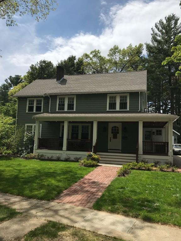 45 Coulton Park, Needham, MA 02492 (MLS #72505542) :: The Gillach Group