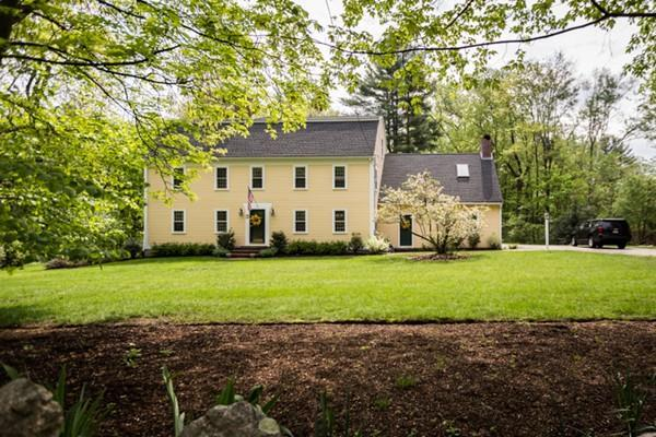 48 Breakneck Hill Rd, Southborough, MA 01772 (MLS #72506019) :: Westcott Properties