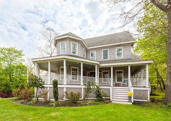 13 Booth Hill Rd, Scituate, MA 02066 (MLS #72509365) :: The Muncey Group