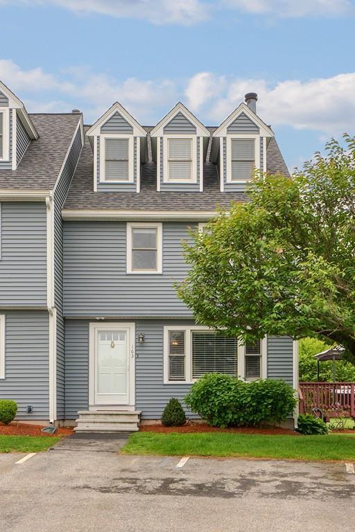 163 Merrimack Meadows Ln #131, Tewksbury, MA 01876 (MLS #72509426) :: Primary National Residential Brokerage