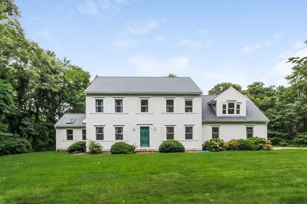 420 Quaker Meetinghouse Road, Sandwich, MA 02537 (MLS #72515748) :: The Russell Realty Group