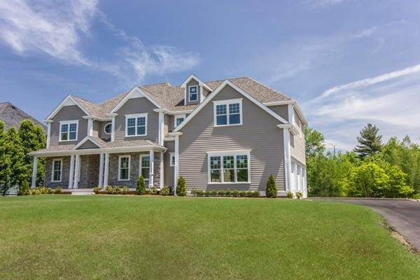 Lot 21 Lullaby- Spec Home, Easton, MA 02356 (MLS #72515936) :: The Gillach Group