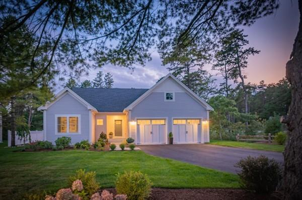 8 Waterlily Drive, Plymouth, MA 02360 (MLS #72516644) :: Kinlin Grover Real Estate