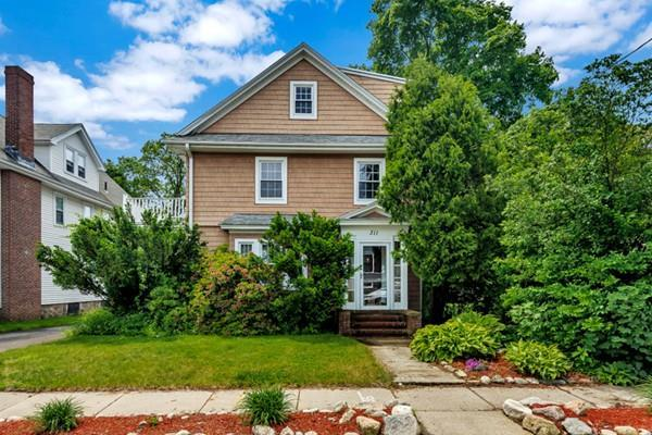 311 Park Street, Boston, MA 02132 (MLS #72518493) :: The Russell Realty Group