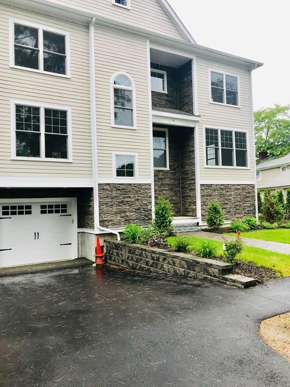7 Trout Pond Ln #1, Needham, MA 02492 (MLS #72518837) :: The Gillach Group