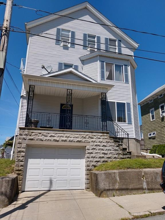 58 Manton Street, Fall River, MA 02724 (MLS #72519597) :: The Russell Realty Group