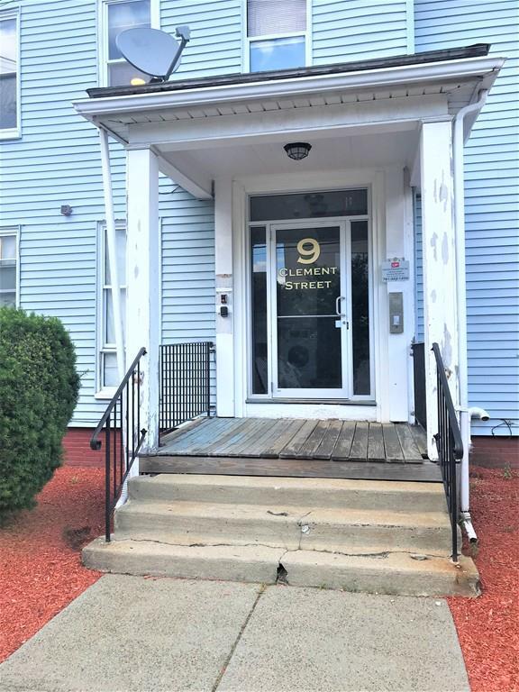 9 Clement Street #4, Malden, MA 02148 (MLS #72519764) :: Westcott Properties