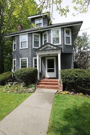 131-133 Mount Vernon, Newton, MA 02465 (MLS #72520132) :: The Gillach Group