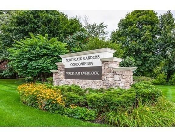 96 Lionel Ave D, Waltham, MA 02452 (MLS #72520261) :: Primary National Residential Brokerage