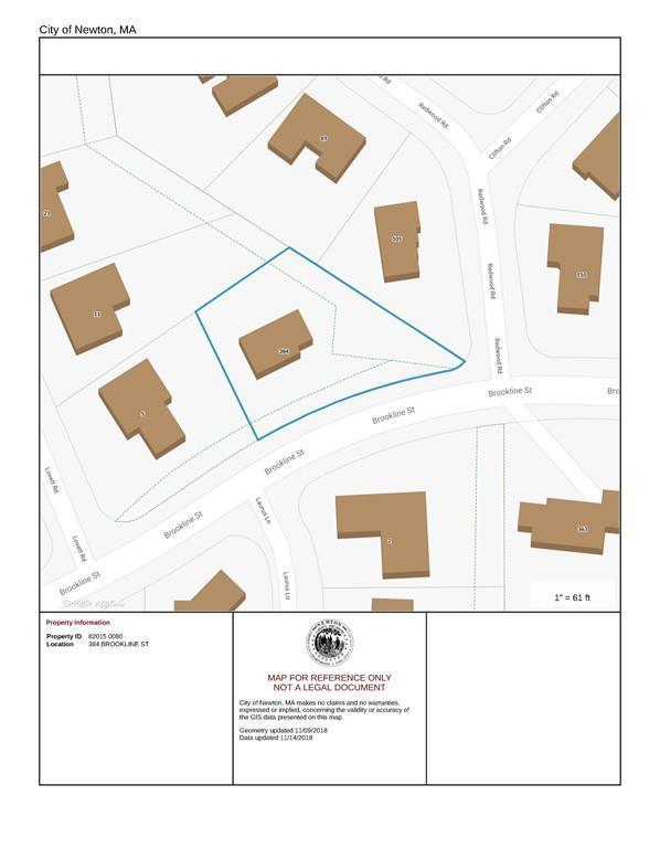 384 Brookline St, Newton, MA 02459 (MLS #72520387) :: Exit Realty