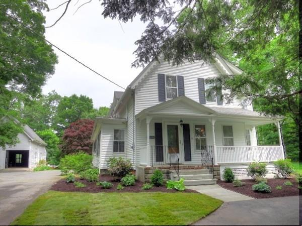 28 Franklin Street, Holliston, MA 01746 (MLS #72520430) :: DNA Realty Group