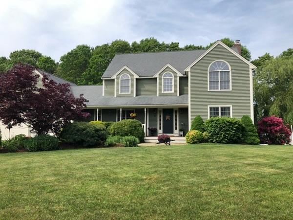 22 Hillview Lane, Plymouth, MA 02360 (MLS #72520616) :: Compass Massachusetts LLC
