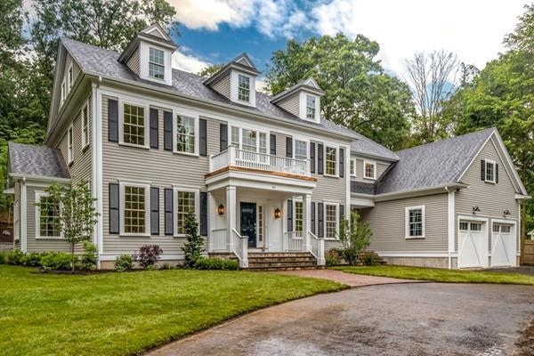 60 Wood Street, Lexington, MA 02421 (MLS #72521223) :: Apple Country Team of Keller Williams Realty