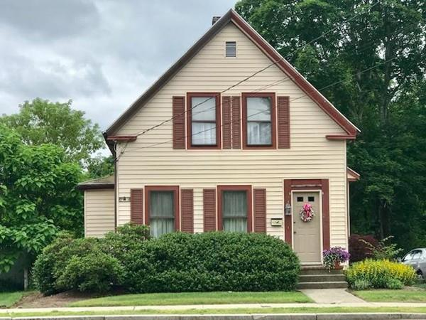 200 Temple St, Whitman, MA 02382 (MLS #72521957) :: Charlesgate Realty Group