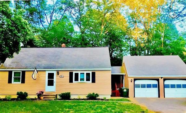 10 Center Rd, Dudley, MA 01571 (MLS #72522010) :: Charlesgate Realty Group