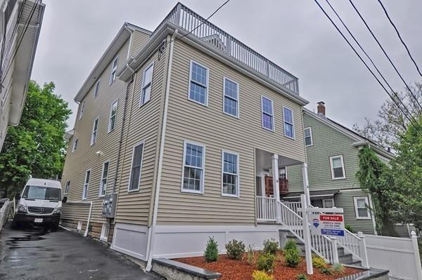 36-1 Fenwick St #1, Somerville, MA 02145 (MLS #72522471) :: DNA Realty Group
