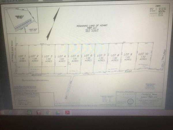 lots 1-4 Mcintire Road, Fitchburg, MA 01420 (MLS #72523083) :: Westcott Properties