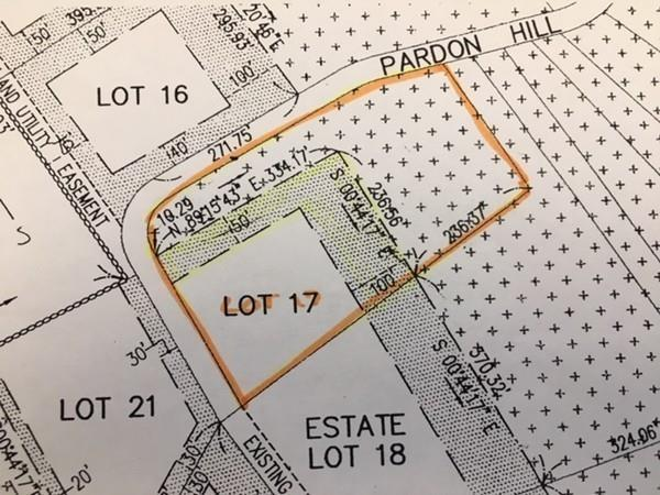 0 Pardon Hill Rd., Dartmouth, MA 02748 (MLS #72523455) :: RE/MAX Vantage