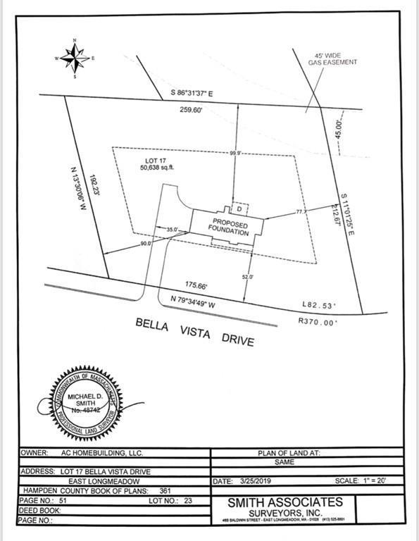 lot 17 Bella Vista, East Longmeadow, MA 01028 (MLS #72523871) :: Exit Realty