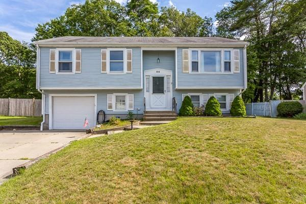 66 Heritage Drive, New Bedford, MA 02745 (MLS #72530083) :: The Gillach Group