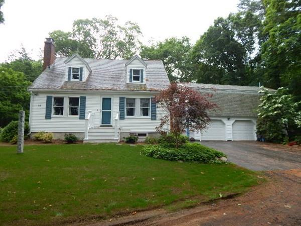 18 Glenwood Ave, Foxboro, MA 02035 (MLS #72530331) :: Primary National Residential Brokerage