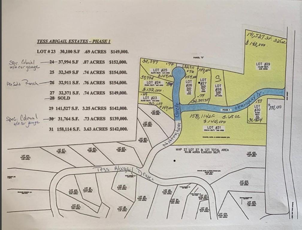 Lot 31 Tess-Abigail Estates - Photo 1