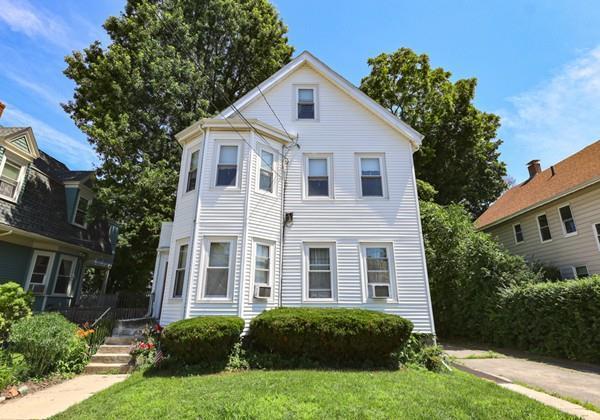 87 Hewlett Street, Boston, MA 02131 (MLS #72531142) :: The Muncey Group