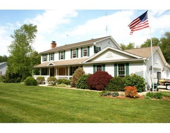 117 Town Farm Rd, Monson, MA 01057 (MLS #72532229) :: NRG Real Estate Services, Inc.